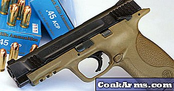 Smith & Wesson M & P 45: A Second Look