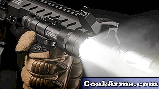 M600IB:SureFireの新しいIntellibeam ScoutLight