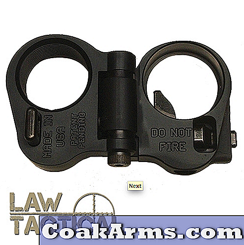 Lag Tactical AR Folding Stock Adapter Gen 2