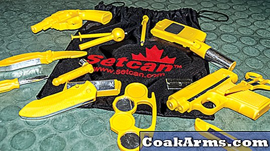 Pat-Down Props: Setcan's Props For LEO Training