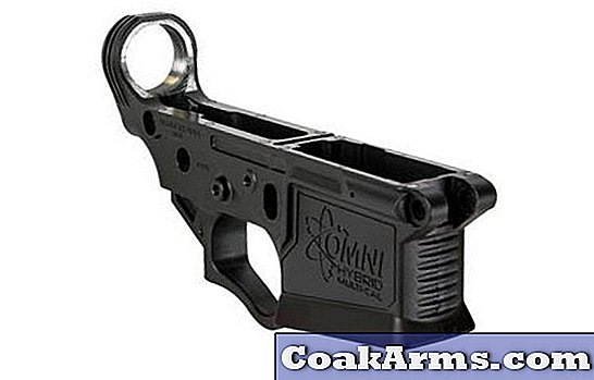 American Tactical Imports (ATI): Omni Hybrid Lower Receiver |  VIDEO |  Nieuw product