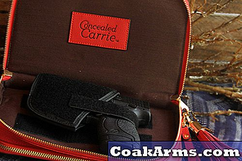 Verborgen Carrie's high-end 'Compact Carrie' CCW handtassen