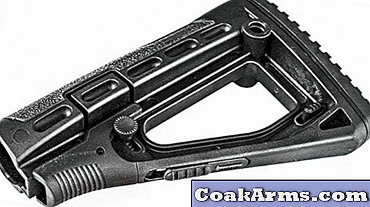 Stockin & Rockin: Command Arms SKBS Stock