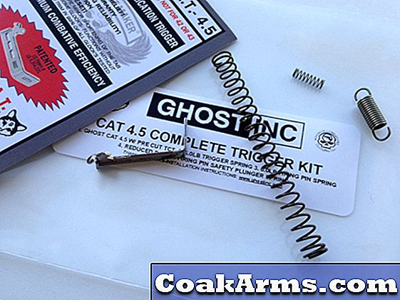 Ghost Inc. Combative Application Trigger Kit für GLOCK-Pistolen