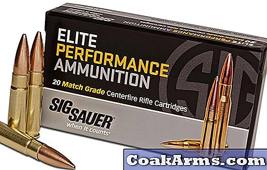 Sig Sauer introduceert 300 Blackout Elite Performance Ammo