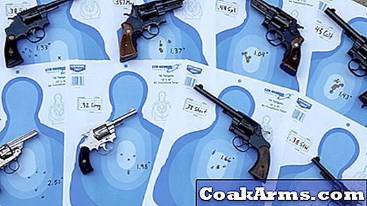 Test: 8 Remington Performance Wheelgun Loads in 8 klassischen Revolver