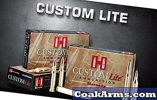 Hornady Custom Lite Municiones - VIDEO