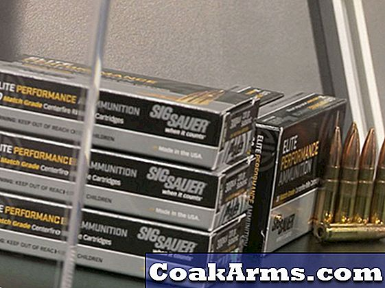Nieuwe Sig Sauer Elite Performance Ammo |  VIDEO