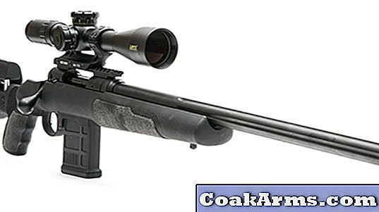 Gun Review: Savage Model 10 GRS šautene 6.5 Creedmoor