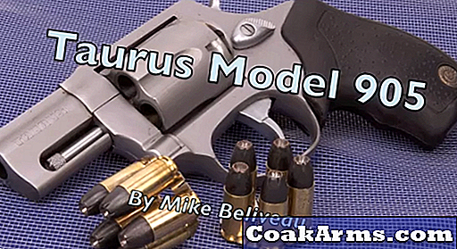 Video pārskats: Taurus Model 905
