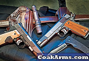 Paar S & W 1911PD .45ACP 1911 Handguns Review