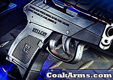 Hellcat .380 ACP Double Action Pistole Bewertung