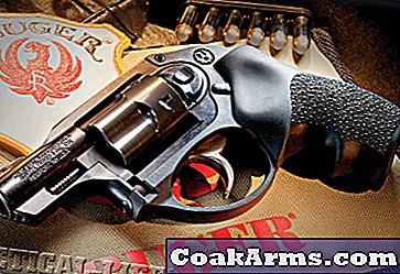 Ruger LCR .38 Special + P Revolver Review