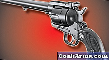 Ruger's New Model Blackhawk .30 Carbine Revolver Review