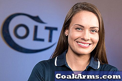Maggie Reese-Team Colt's nieuwste Action Shooter