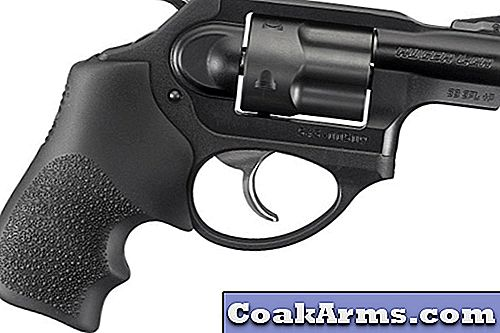 FIRST LOOK - Ruger LCRx .38 Special