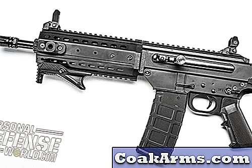 Gun Review: MasterPiece Arms 'MPAR556-P pistool