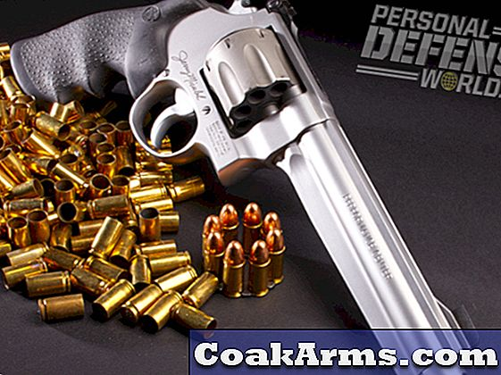Gun Review: Smith & Wesson PC Modelo 929 Revolver