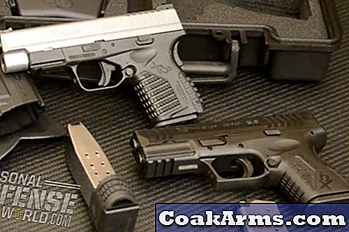 Video: Springfield Armory XD (M) & XD-S 4.0 Shootout