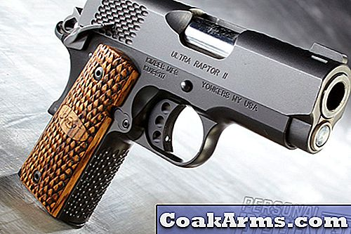 Kimber Ultra Raptor II je Ultra-Compact Carry Powerhouse