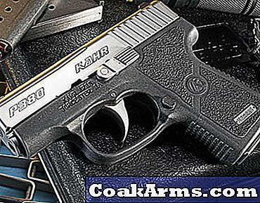 Kahr P380 .380 ACP Handgun Review