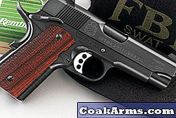 Springfield Custom Carry Combat .45ACP