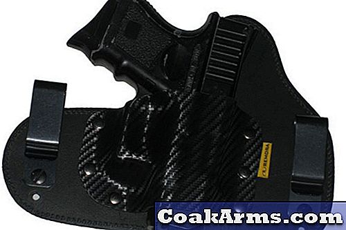 Remora's Carbon Carry Kydex-holster voor IWB & OWB Carry
