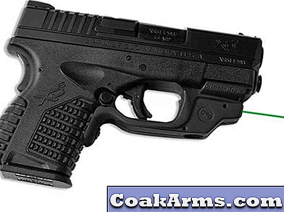 Crimson Trace to Release LG-469G Green Laserguard For Springfield XD-S