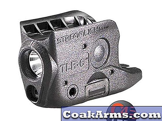 Streamlight uvodi TLR-6 Light & Laser oružje za Glock 43 i 42