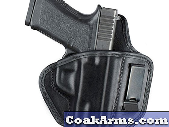 Bianchi's Model 145 SubDue IWB Holster