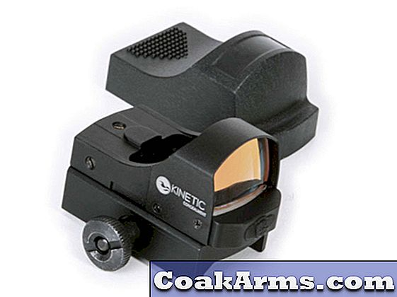 Kinetic Concealment voegt RD-01 Red Dot Sight toe aan accessoire opstelling
