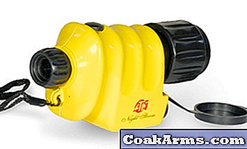 ATN Night Storm 1 Yellow Night Vision Monocular