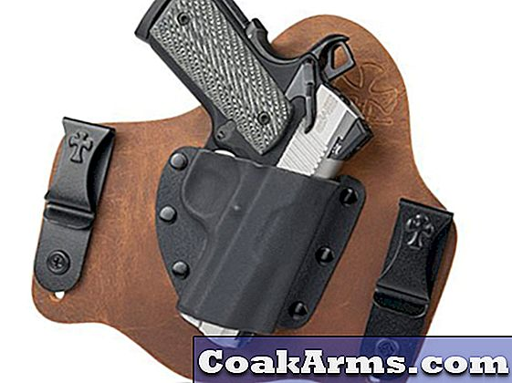 CrossBreed Founder's Series: A Holster & Belt Line Honoring Mark Craighead