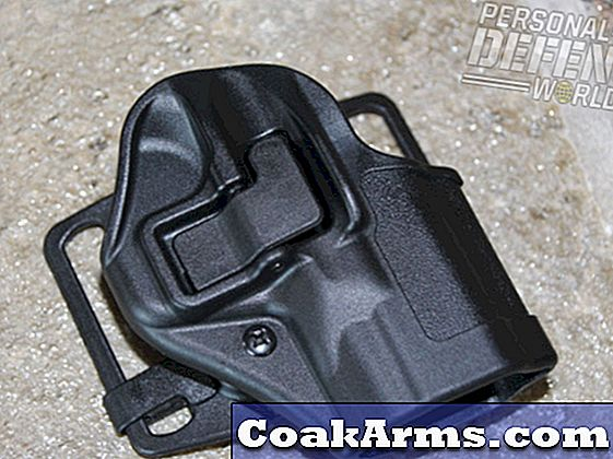 BLACK HAWK!  SERPA CQC Holster