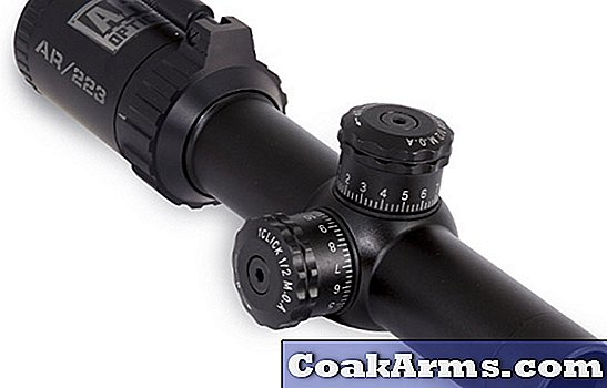 بوشنل AR البصريات Riflescopes