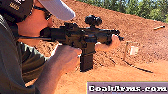 Video exclusivo: Ultra-compacto IC-PDW de LWRC en 5.56 mm OTAN