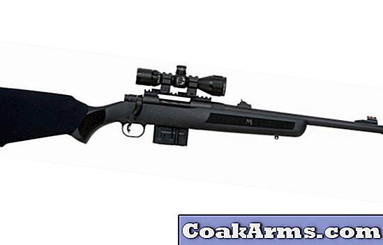 Mossberg FLEX MVP Series Rifle
