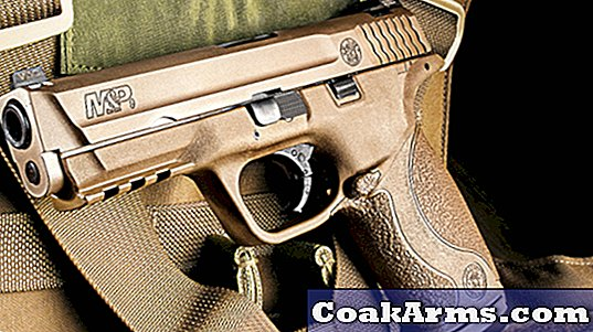 Ujian Gun: Smith & Wesson's M & P9 VTAC Handgun