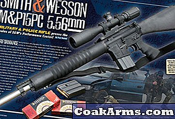 Smith & Wesson M & P15PC 5.56mm