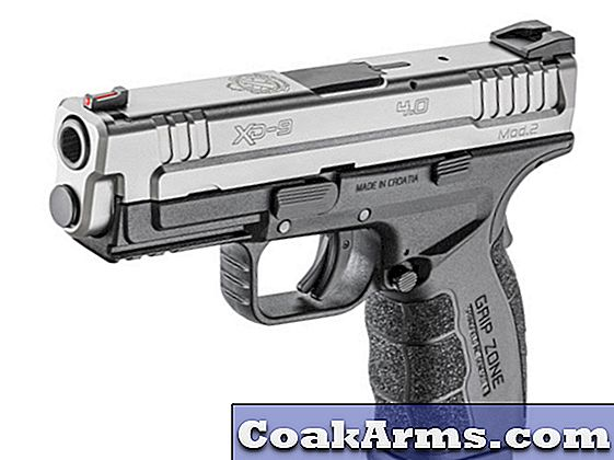 Springfield Armory onthult het 4-inch servicemodel XD Mod.2