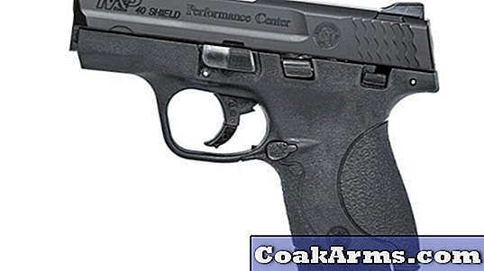 Smith & Wesson nudi pištolj za M&P štit u 9mm, .40 S&W prijenosnim modelima