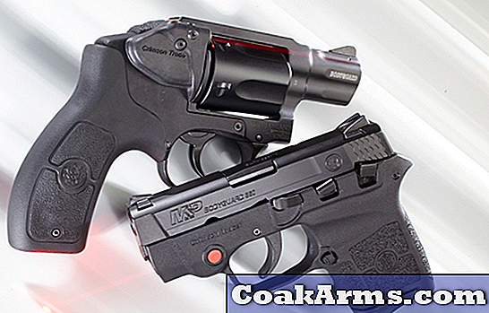 Dagens Top 12 Dolda Carry Pocket Pistols