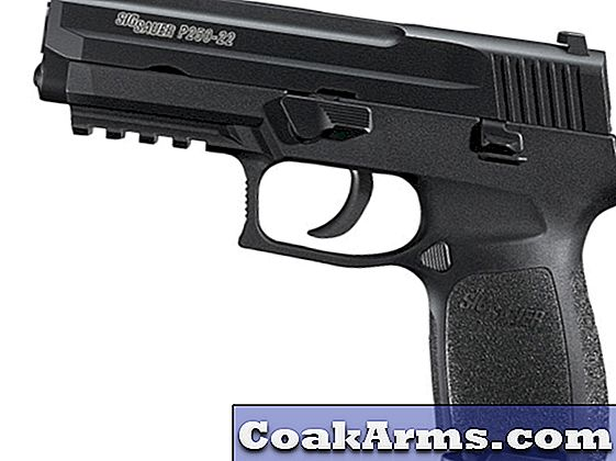 Sig Sauer P250-22 Compact biedt Rimfire Economy, Centerfire-opties