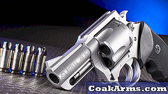 Gun Review: Charter Arms Pitbull .45 Revolver