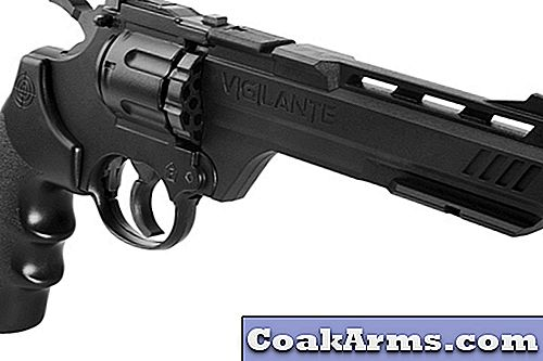 Crosmans Vigilante CO2 Revolver
