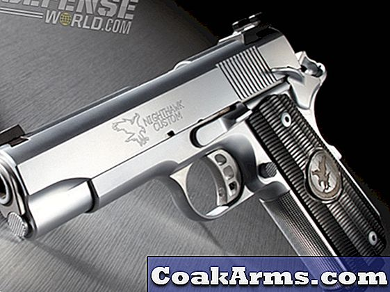 Preview: Malamhawk Custom-Grade Talon II Bobtail .45 ACP