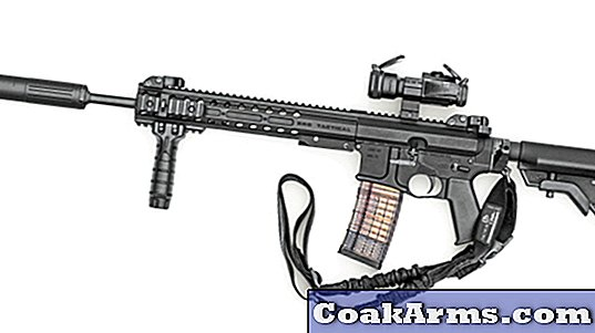 Stealthy Sharpshooter: DRD Tactical's CDR-15 Rifle