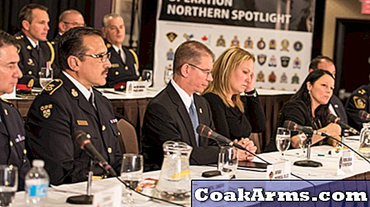 Operatie Northern Spotlight: Canadian LEOs, FBI Halt Human Trafficking