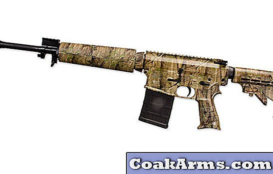 TimberTec Camo .308 dan VEX Wood Stock: New Windham Weaponry Rifles |  VIDEO