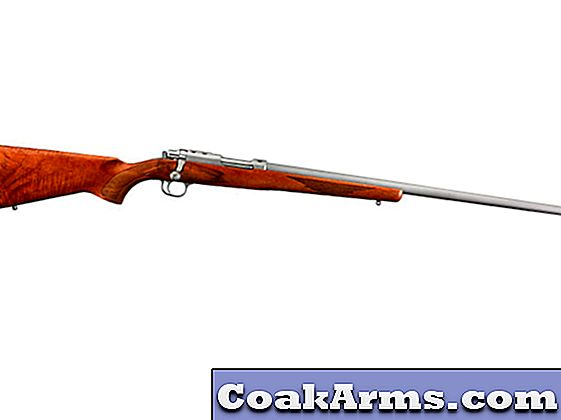 Gun Review: The Ruger 77/17 Rifle in .17 WSM